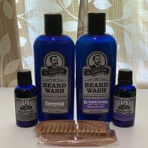 Beard wash sets